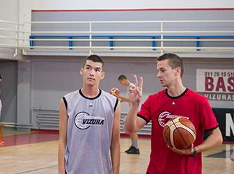 Day program | Košarkaška akademija